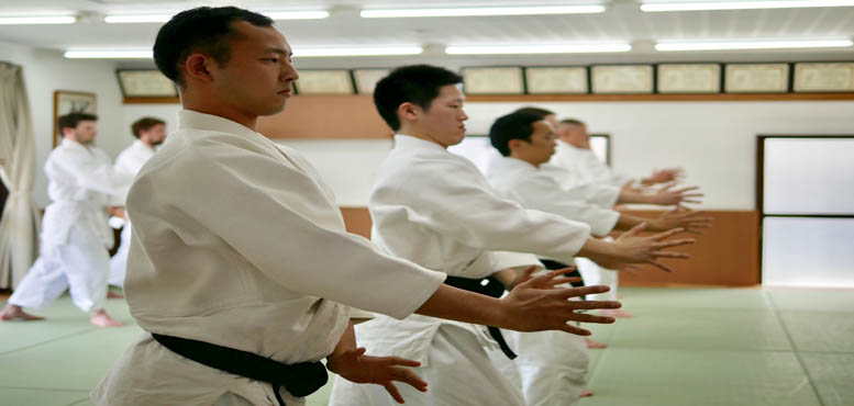 <blockquote><h3></h3>Providing direct access to Ando Tsuneo Shihan and Ryu Honbu Dojo instructors</blockquote>