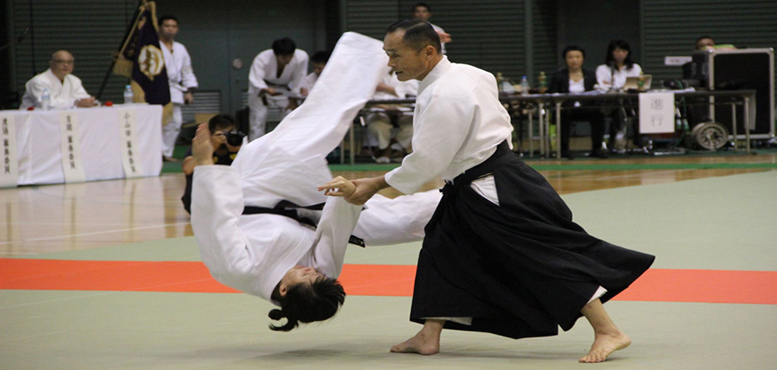 <blockquote><h3></h3>To reflect the spirit of wa or harmony which is the spirit of aikido, both in training and in co-operation with other member dojos.</blockquote>
