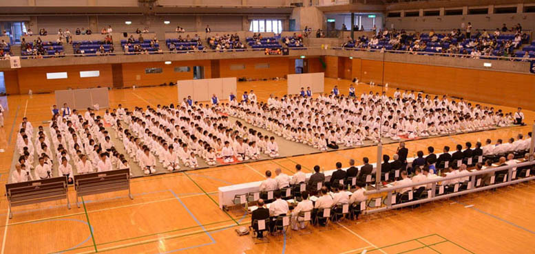 <blockquote><h3></h3>To increase awareness of aikido and it's benefits.</blockquote>